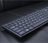 耐磨耐用 富勒K350无线静音键盘 仅49元