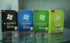 Microsoft Windows 7(专业版)报价900元