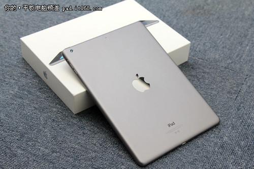 苹果iPad Air今日全球同步首发并不热闹
