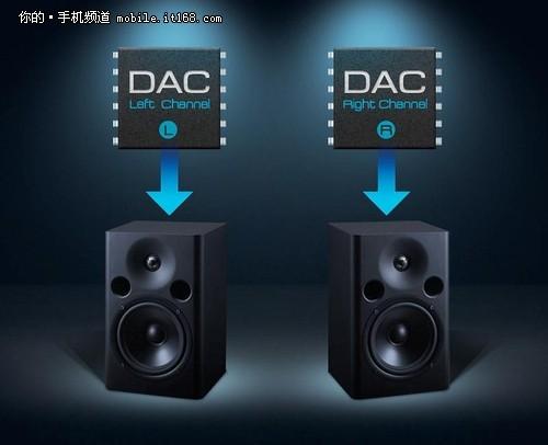 目测不便宜 vivo Xplay3S采用双DAC芯片