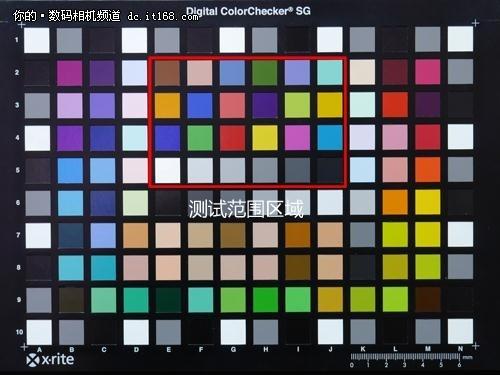 高感提升明显 ISO3200可用、色彩偏蓝色