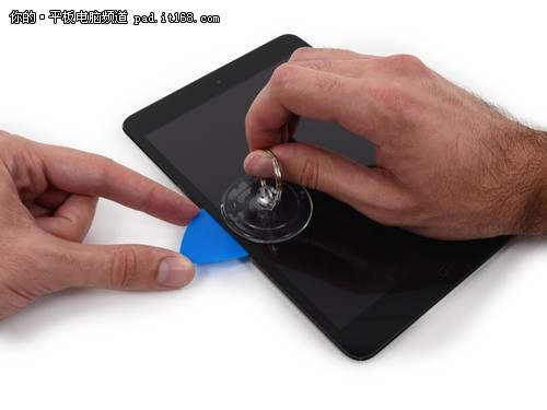 【视频】小有乾坤iPad mini Retina拆解