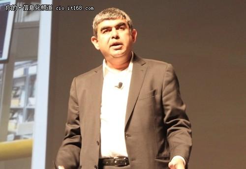 SAP史维学:HAHA技术的宗旨是放大能力