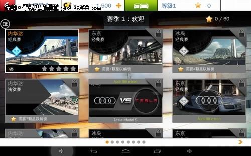 游戏优化 全志A31s平板VS《都市赛车8》