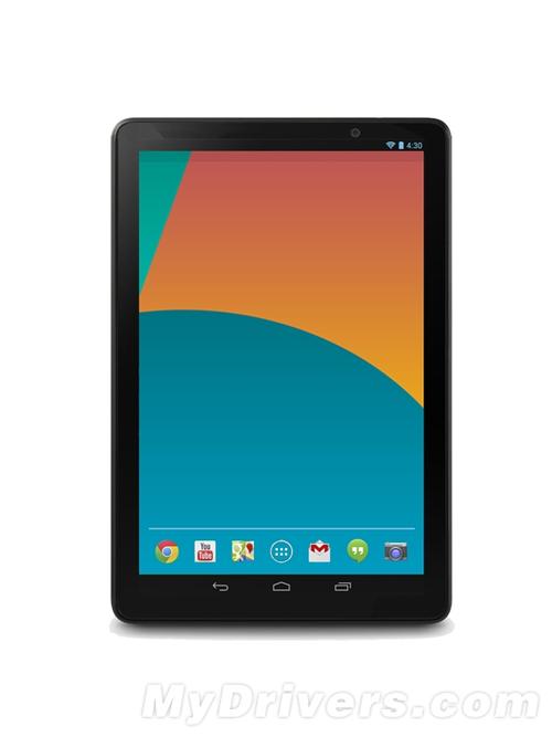 传闻:谷歌新Nexus平板 Nexus 10曝光