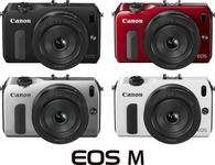 佳能新无反相机EOS M第二代很快要来了