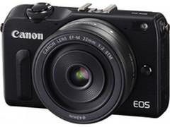 佳能正式发布新一代无反相机EOS M2