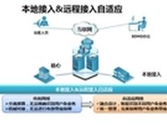 智能识别业务类型 DCN云石交换大展身手
