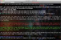 5个有趣且能提高效率的超酷Unix命令