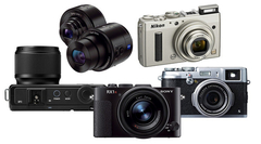 数码相机推荐2013 便携数码相机小结