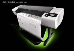 高效工作组打印 惠普T790PS特惠价2.9W