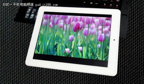 超越3G 索立信S5极速四核屏幕实拍测试