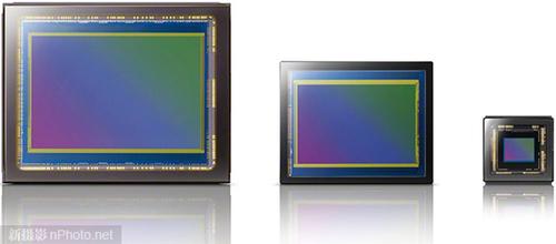 索尼2015年发布首款非拜耳滤镜传感器