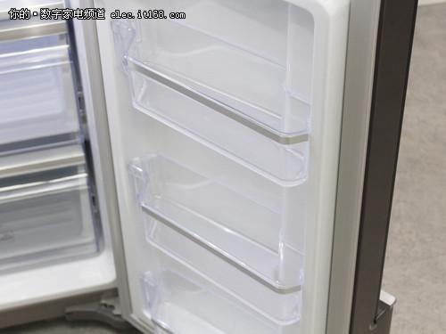 冷冻室解析及噪声测试