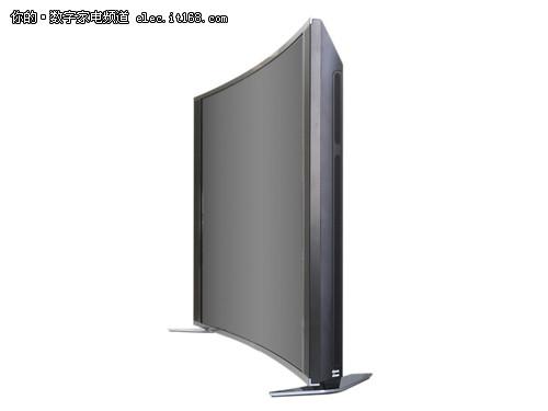 大气沉稳 索尼kdl-65s990a电视外观