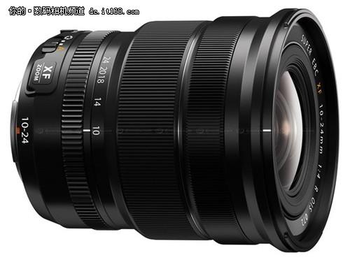 富士正式发布XF 10-24mm f/4 OIS镜头