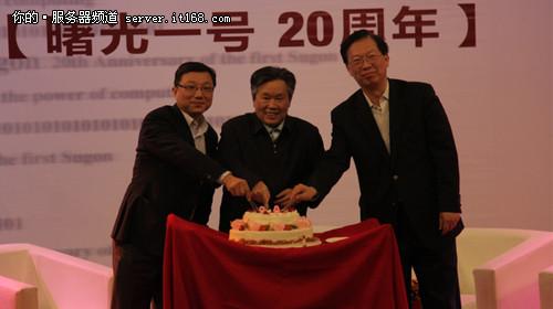 自主创新服务中国 曙光展示计算的力量