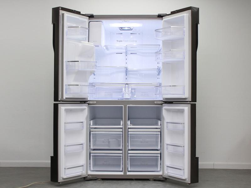 万元级别多门冰箱 三星rf858qalatl评测