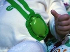 CES中英特尔联网婴儿连身衣 本周将上市