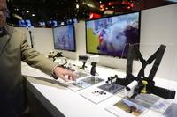 卓越技术 索尼AS100V与4K摄像机参展CES