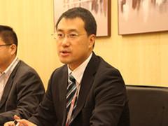 CES2014:华为消费BG产品线总裁何刚专访