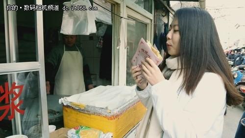 视频解析:用mini DV记录京城流逝的光影