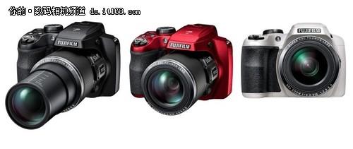 富士推出50倍光学变焦机FinePix S9400W