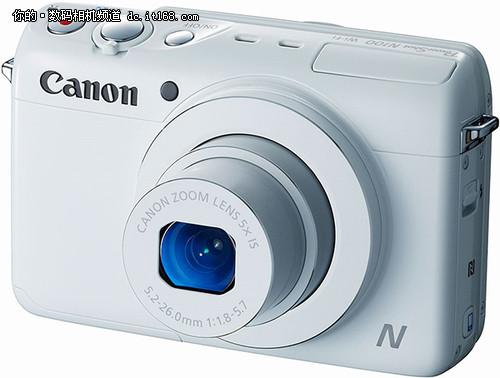 """佳能推出""""故事相机""""PowerShot N100"""