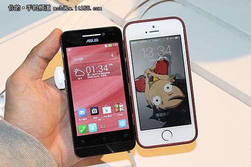 华硕ZenFone、华硕Mate2发布