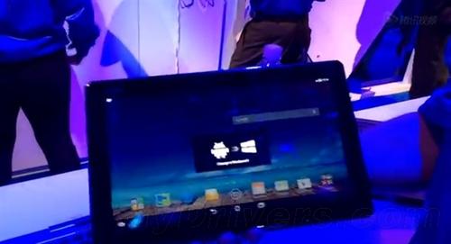 快!Intel演示双系统切换:只需3秒半