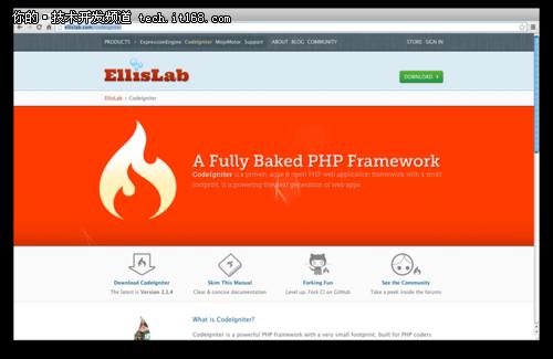 2014年细数PHP框架排行榜Top 10