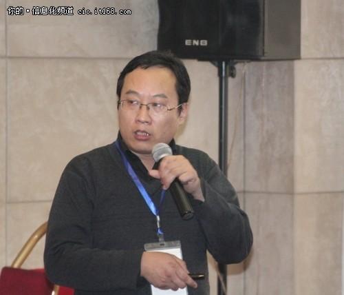 中国西电集团CIO赵红武谈两化融合实践