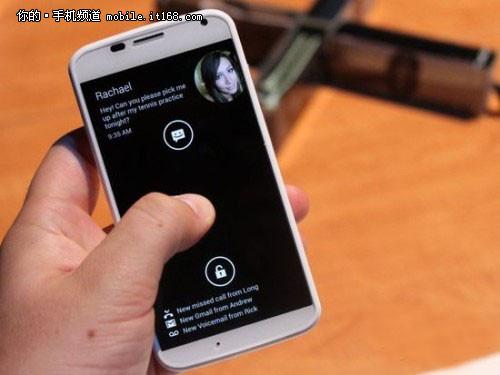 Moto要逆天 300元智能手机将成可能