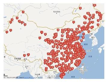 百度地图逸夫楼标记震撼国人-it168 平板电脑专区
