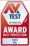 安天实验室获AV-TEST移动安全年度大奖