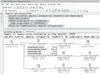 SQL语句性能调试与分析之执行计划