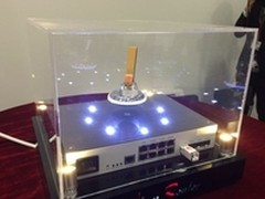 华为全球最小的原子路由器点亮网络未来