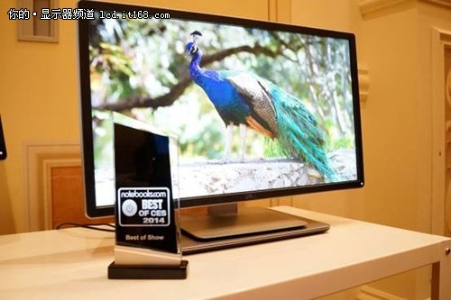 戴尔4K显示器P2815Q谍照曝光