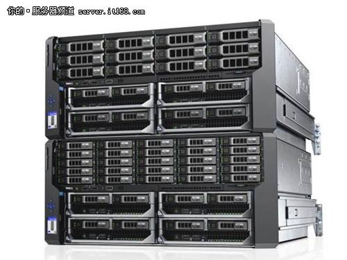 戴尔PowerEdge VRTX灵动服务器评测
