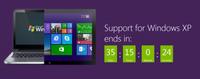 Windows XP死亡倒计时 3月8日发布警告