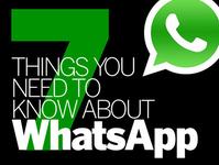 天价Whatsapp背后你所不知道的7件事