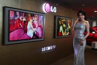 面向未来电视 LG画廊OLED电视在京发布