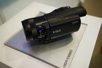 索尼HDR-CX900E领衔暑期高清DV热销季