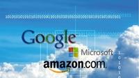谷歌亚马逊微软肉搏云战场谁将夺得桂冠