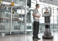 视频协作也卖萌 思科网真机器人Ava 500