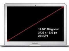 无风扇新型触控板 12寸视网膜MBA要来了