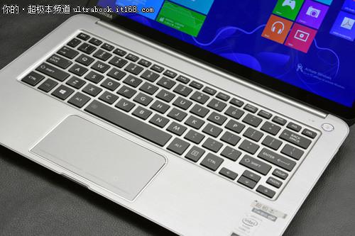 接口丰富 键盘偏软