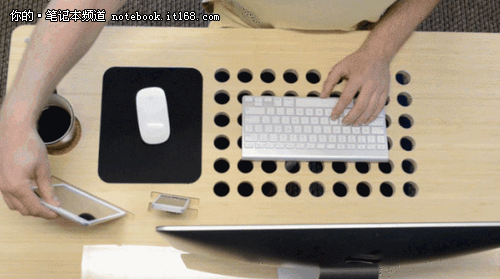 SlatePro桌子:专为Mac以及iOS设备定制