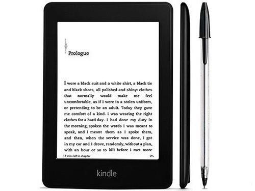 分辨率更高 亚马逊新电子书将用柔性屏