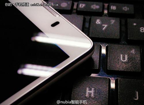 努比亚Z5S mini将推出纯白色版